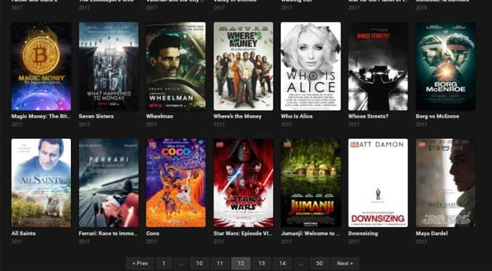 7 Sites To Watch Movies Online