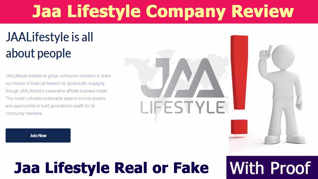 Jaa Lifestyle Real or Fake   Complete Review